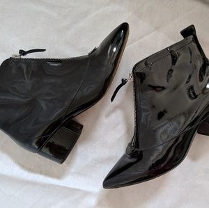 French Connection Shoes - Black French Connection Robrey Booties - Sz 8